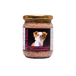 Корм консерва Nutri balance Нутрi баланс для собак з куркою 450 г