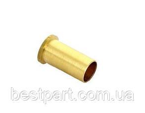 Втулка 4 мм в пластиковий паливопровід 6x1
