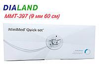 Набор для инфузий Квик Сет 9/23 MMT-397 (9 мм 60 см) 10шт, фото 1