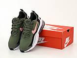 Мужские кроссовки Nike Air Max 270 React, кроссовки найк аир макс 270 реакт, кросівки Nike Air Max 270 React, фото 5
