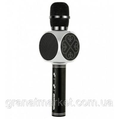 Беспроводной Караоке Микрофон Magic Karaoke YS-63 Серый