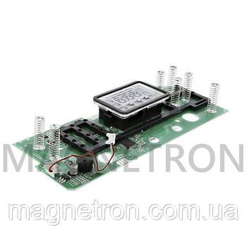 Модуль индикации для вертикальных стиральных машин Electrolux 140002753253