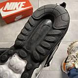 Мужские кроссовки Nike Air Max 270 React Grey White, мужские кроссовки найк аир макс 270 реакт, фото 7