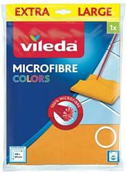 Тряпка для пола с микрофиброй Vileda