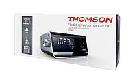 Радио-часы Thomson CP350 часы будильник FM приёмник USB, годинник, будильник, электронные часы