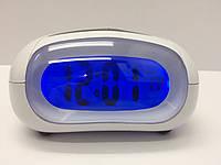 Часы с термометром Ideen welt VGW507, годинник, будильник, электронные часы