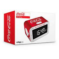 Часы радиобудильник BigBen RR30 Coca Cola, Оригинал!, годинник, будильник, электронные часы
