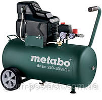 Metabo BASIC 250-50 W OF Компрессор (601535000)