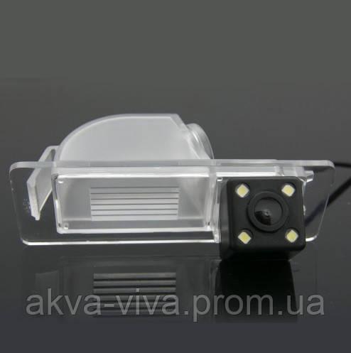 Камера заднего вида штатная дляVW Santana Jetta 2013, Skoda Rapid (КЗШ-0608)