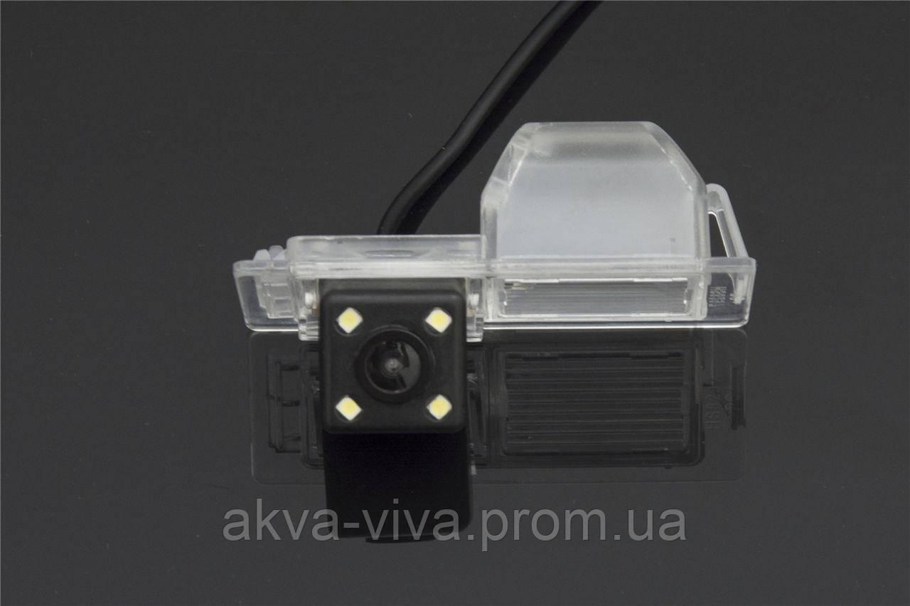 Камера заднего вида штатная для Opel Antara 2011 - 2013 (КЗШ-0702)