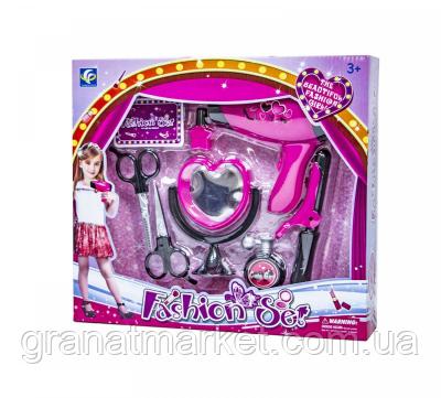 Детский игровой набор аксессуаров парикмахера для девочки YF741