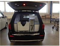 Автомобили скорой и реанимационной помощи на базе Audi Q7