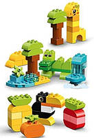 Lego Duplo Набор для веселого творчества Веселые зверюшки (10934), фото 4