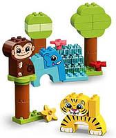Lego Duplo Набор для веселого творчества Веселые зверюшки (10934), фото 5