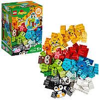 Lego Duplo Набор для веселого творчества Веселые зверюшки (10934), фото 2