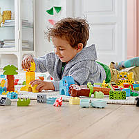 Lego Duplo Набор для веселого творчества Веселые зверюшки (10934), фото 7