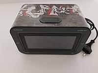 Часы радио будильник BigBen RR30LTN, годинник, будильник, электронные часы