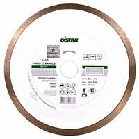 Круг алмазный отрезной Distar 1A1R Hard ceramics (250x1.6/1.2x10x25.4 мм)