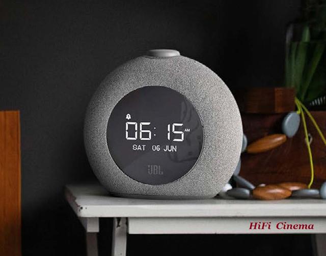 JBL Horizon 2 Clock Grey