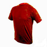 Футболка Jersey shortslv sport L red