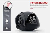 Будильник проекция CP280 THOMSON радиочасы. ОРИГИНАЛ!, годинник, будильник, электронные часы