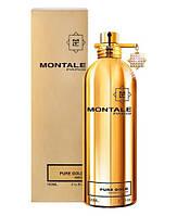 Женская парфюмированная вода Montale Pure Gold 100ml(test)