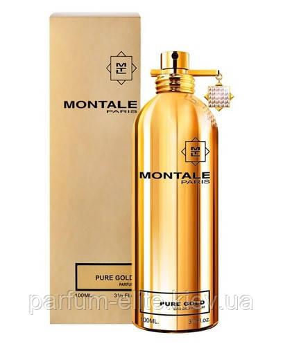 Жіноча парфумована вода Montale Pure Gold 100ml(test)