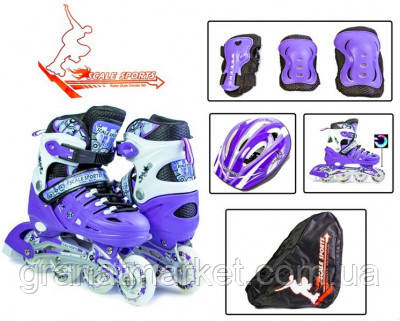 Scale Sports Combo Scale Sports violet M