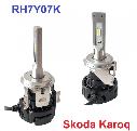 Лампы светодиодные ALed RH7Y07K H7 6000K Skoda Karoq (P25993), фото 2