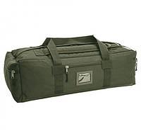 Сумка-рюкзак дорожная 70л MilTec Olive 13845001