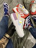 Женские кроссовки Nike Air Force 1 Shadow Violet Pink, женские кроссовки найк аир форс 1 шадоу, фото 2