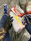 Женские кроссовки Nike Air Force 1 Shadow Violet Pink, женские кроссовки найк аир форс 1 шадоу, фото 4