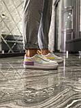 Женские кроссовки Nike Air Force 1 Shadow Violet Pink, женские кроссовки найк аир форс 1 шадоу, фото 5