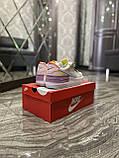 Женские кроссовки Nike Air Force 1 Shadow Violet Pink, женские кроссовки найк аир форс 1 шадоу, фото 6