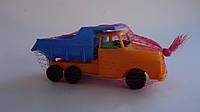 Детская машина Камаз,160x86x108мм.Машина  грузовая для мальчика Камаз.Автомобиль Камаз.Стройтехника детская.Ма