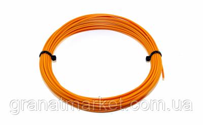 Пластик для 3D-ручки Pla Оранжевый 10 метров