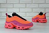 Женские кроссовки Nike Air Max Plus 97, женские кроссовки найк аир макс плюс 97 (39,40 размеры в наличии), фото 4