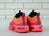 Женские кроссовки Nike Air Max Plus 97, женские кроссовки найк аир макс плюс 97 (39,40 размеры в наличии), фото 9