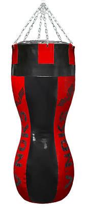 Боксерский мешок силуэт V`Noks Gel Red 1.1 м, 50-60 кг, фото 2