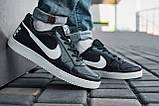 Мужские кроссовки Nike Air Force Low, мужские кроссовки найк аир форс, чоловічі кросівки Nike Air Force Low, фото 4