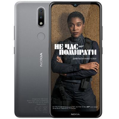 Смартфон Nokia 2.4 DS 2/32Gb Charcoal