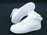 Кроссовки Nike Air Force 1 Mid '07, кроссовки найк аир форс, кросівки Nike Air Force 1 Mid 07, фото 2