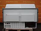 Холодильная среднетемпературная витрина «Технохолод Невада» 1.6 м., (Украина), широкая выкладка 90 см., Б/у, фото 7
