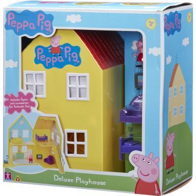Игровой набор PEPPA Дом Пеппы Делюкс (06865)