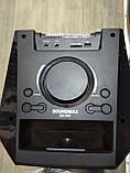 Акумуляторна колонка Temeisheng TMS-802 з підсилювачем (Max Sound), фото 4
