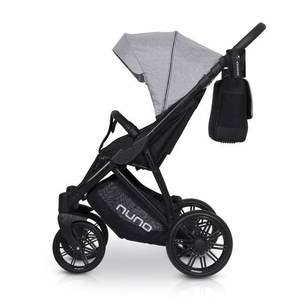 Прогулочная коляска Riko Nuno 04 Grey Fox