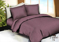 Комплект постельного белья Вилюта Двухспальный Сатин Stripe 73 Tiare