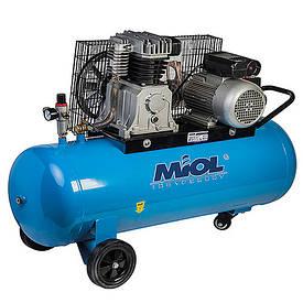 Масляний компресор клинопасової MIOL 81-194 Тайфун 600-100