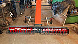 Зернопогрузчик скребковый, погрузчик зерна скребковый транспортер, фото 6