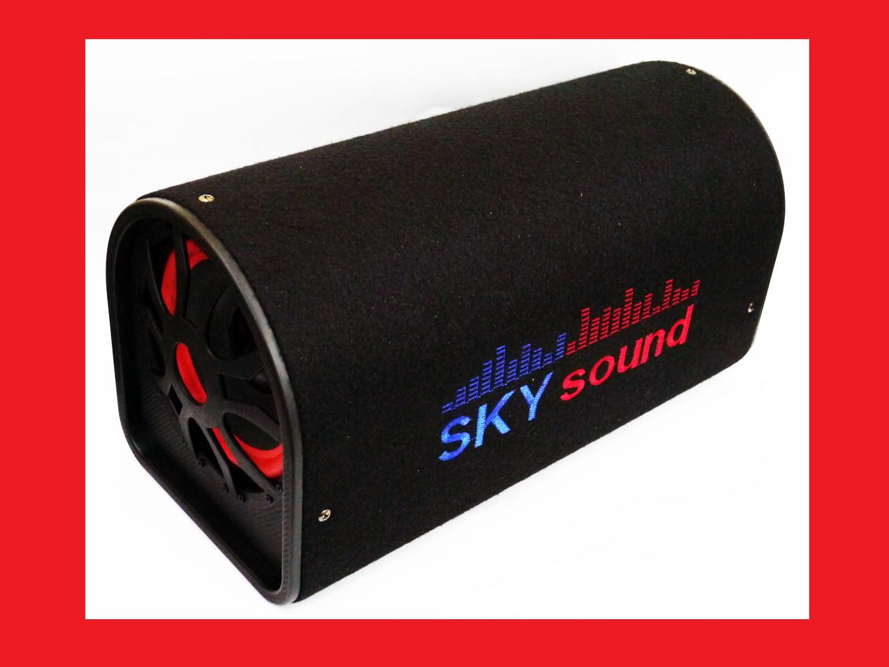 "6"" Активный сабвуфер бочка SKY sound 200W + Bluetooth"